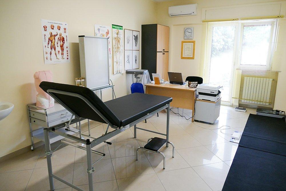 sala visite ortopediche