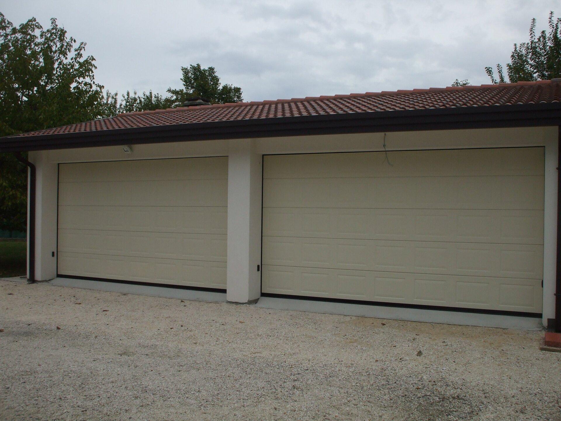 garage stile americano