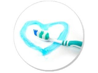 Utilizzo spazzolino manuale
