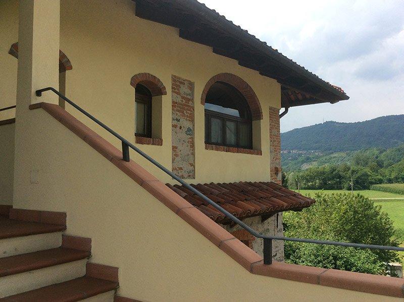 vista panoramica - Residence La Rosa Dei Venti a Parella