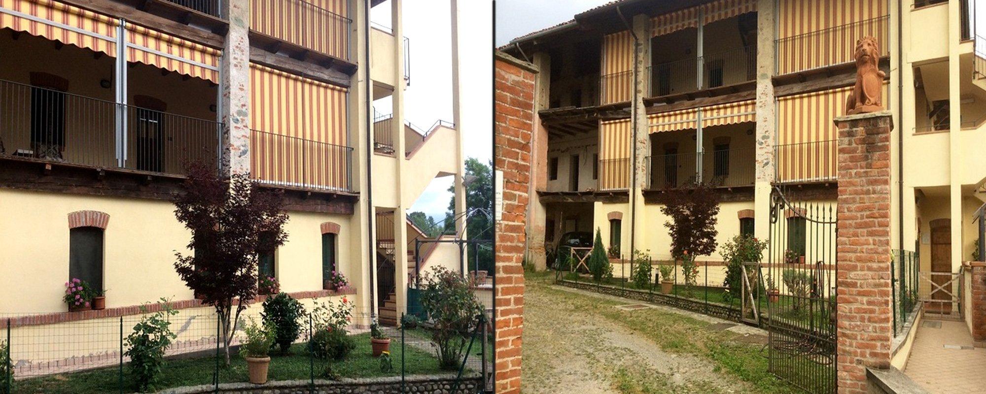 RESIDENCE LA ROSA DEI VENTI vi offre diverse tipologie di appartamenti.