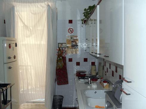 Presso la casa di cura gli ospiti potranno usufruire di una cucina in comune.