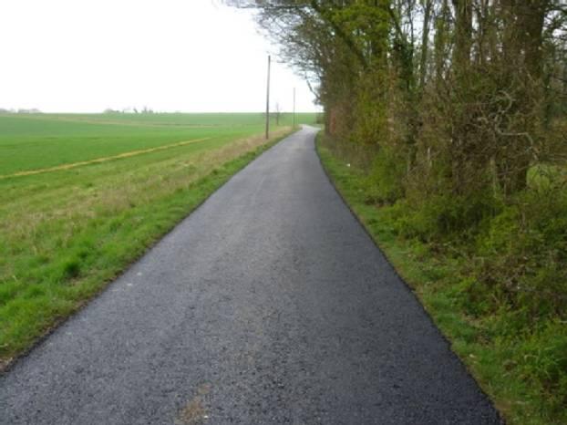 Bespoke road