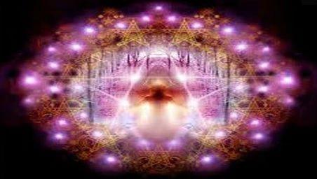 un'immagine sciamanica