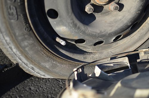 24 Hour Mobile Flat Tire Service