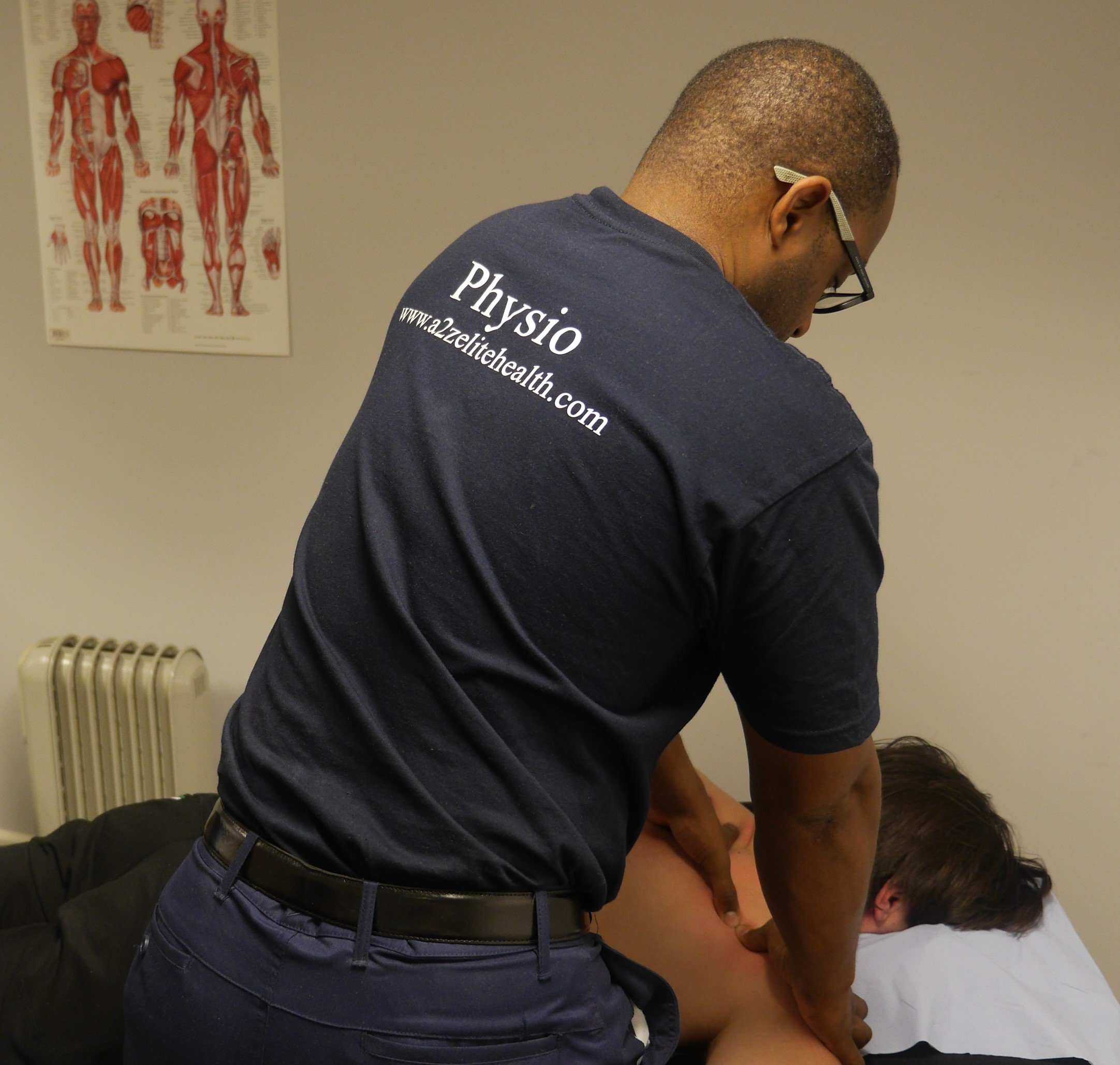 massage for muscle stiffness