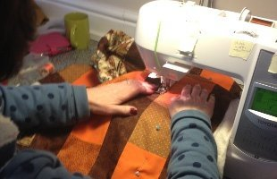 Quilting and patchwork masterclass