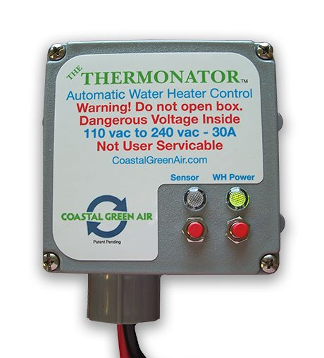 Thermonator, automatic water heater