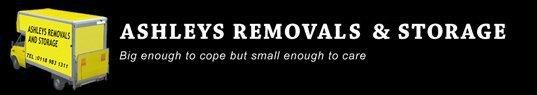 Ashleys Removals company logo