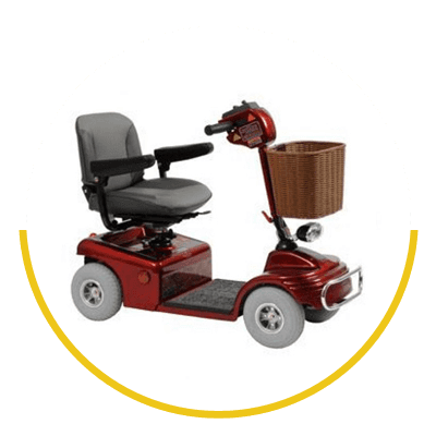 power chair scooter