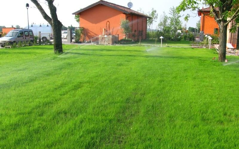 installazione irrigatori automatici Bologna