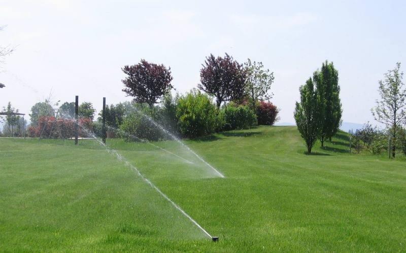 vendita impianti di irrigazione automatica Emilia Romagna