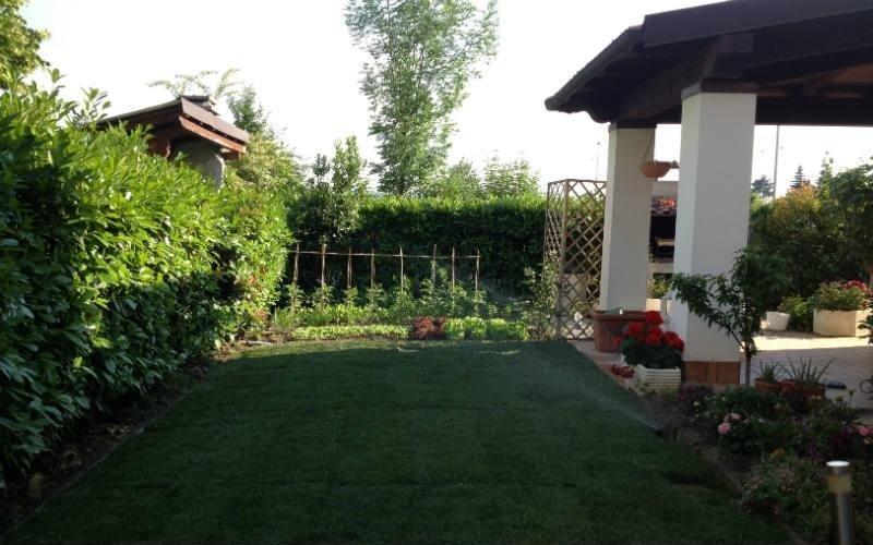 realizzazione gairdino privato Bologna Verde