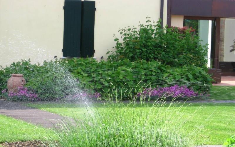 impianti di irrigazione per ville Bologna