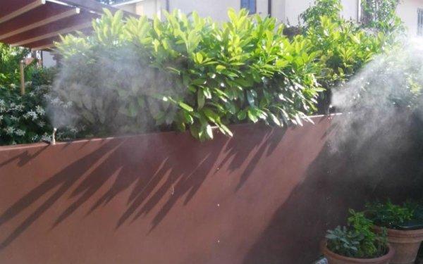 antinzazanre per balconi Bologna