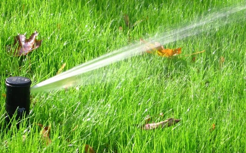 irrigatori per giardini condominiali