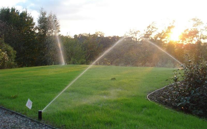 irrigazione per grandi aree Bologna
