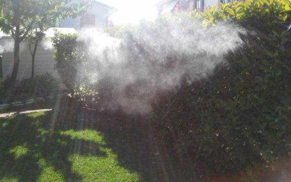 impianti antizanare per giardini privati