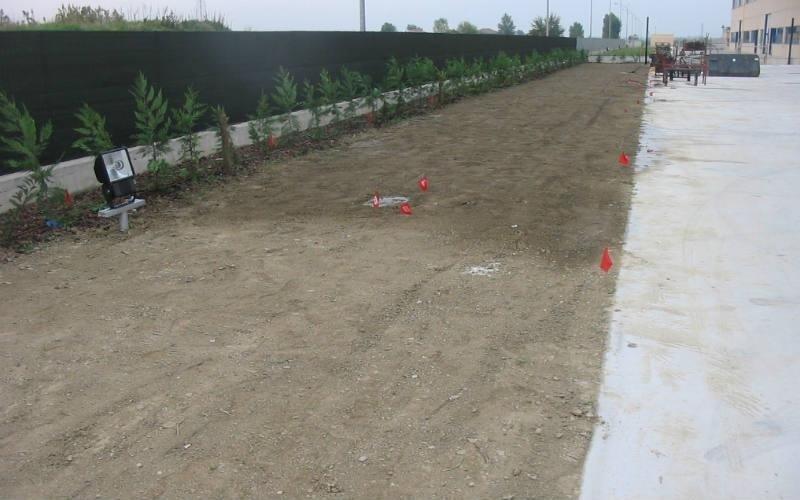 impianti di irrigazione automatica per agricoltura