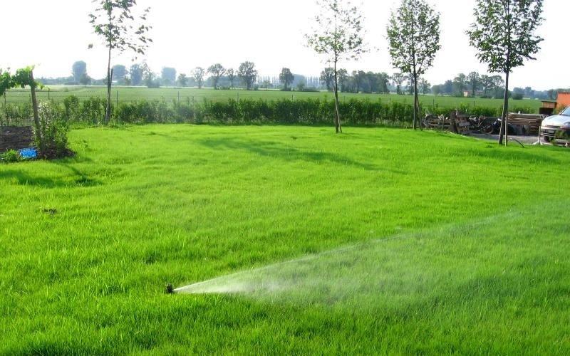 irrigazione automatica per giardini
