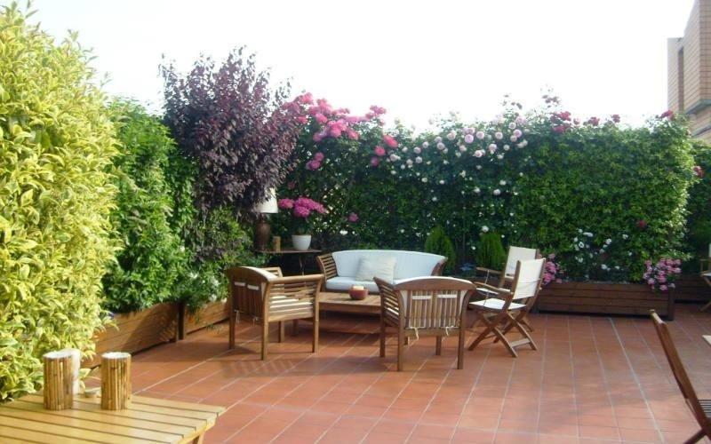 giardini per terrazzi