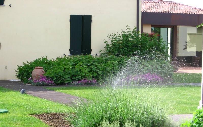 irrigazione aree verdi Bologna