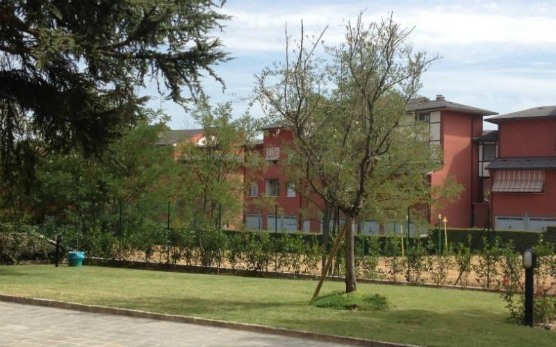 realizzazione spazi verdi condominiali
