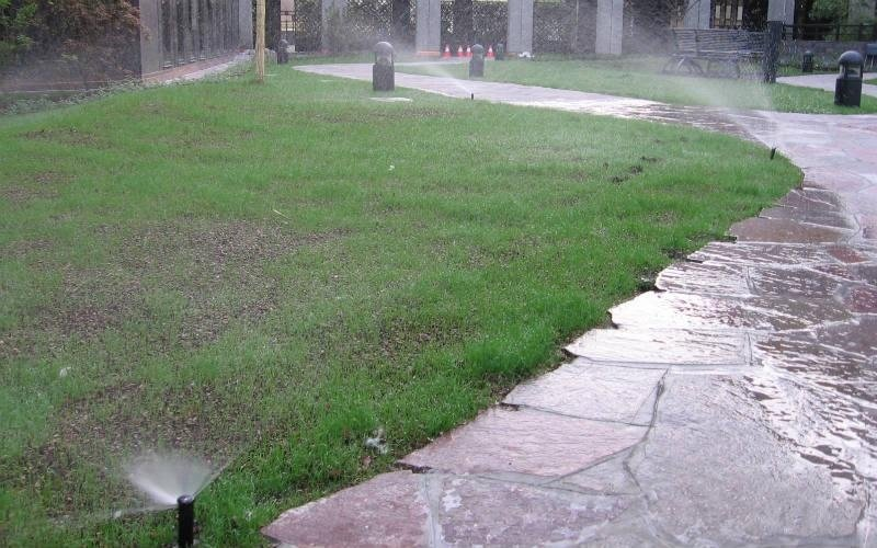 impianti di irrigazione moderni