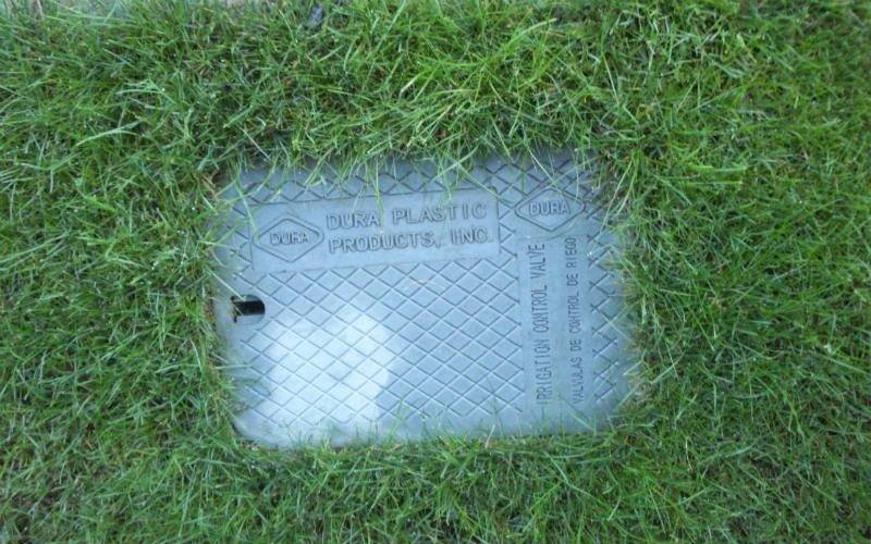 impianto irrigazione automatica