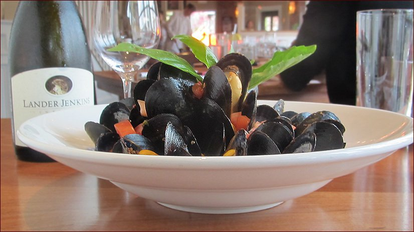 Old Post Tavern Fairfield Mussels
