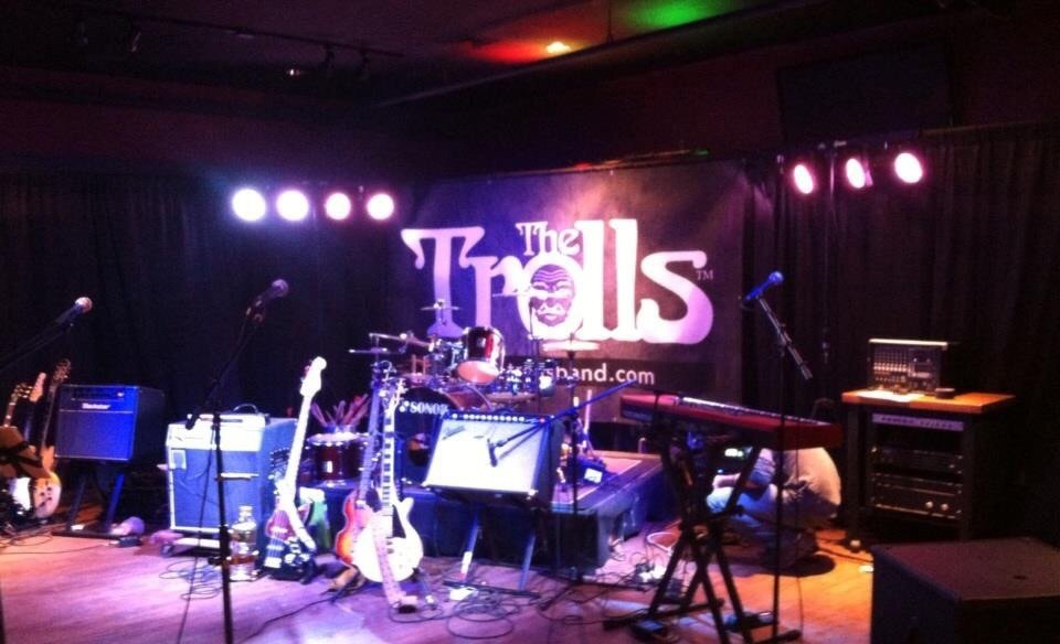 The Trolls Band