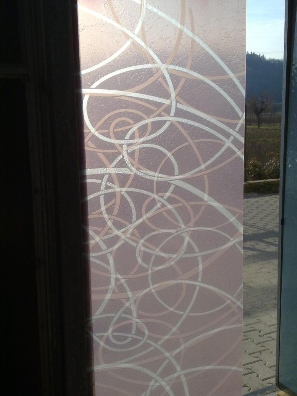 porte finestre vetrate artistiche