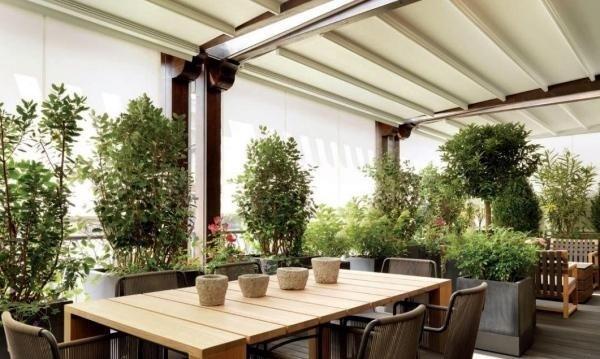 pergolati e strutture in legno per giardino
