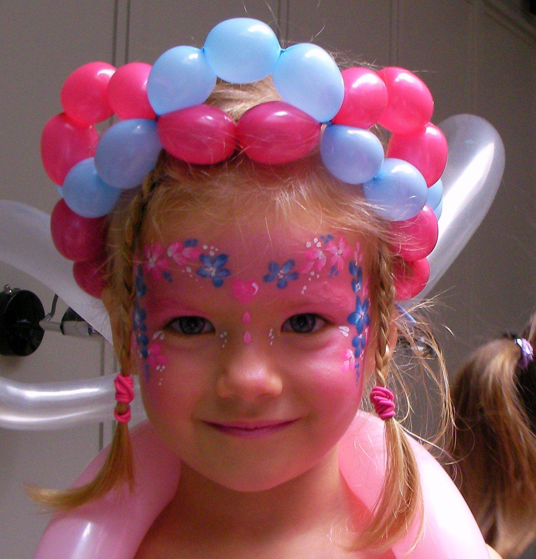 balloon shaped crown