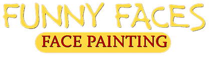Funny Faces Face Painting company logo