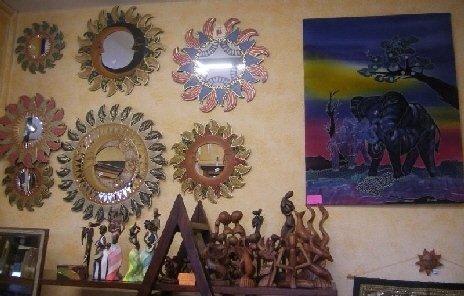 specchi e oggettistica