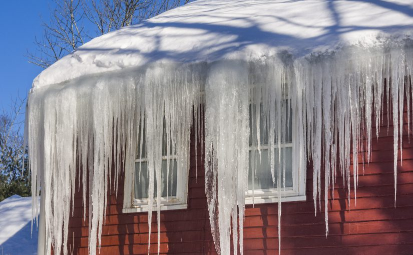 The Hazards Of Ice Dams