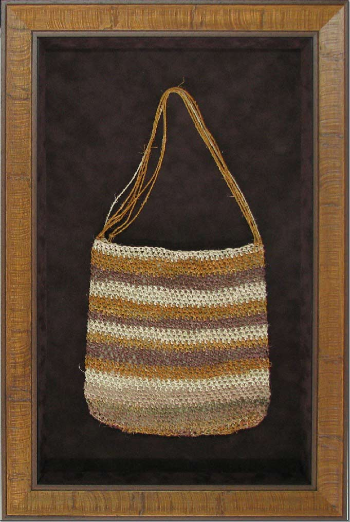 hall of frame butler mesh bag