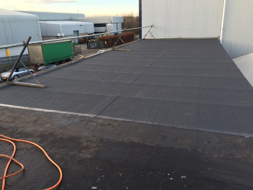 Flat Roof Repair Overlay
