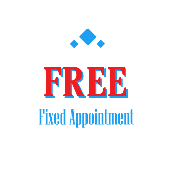 Free fixed appointment