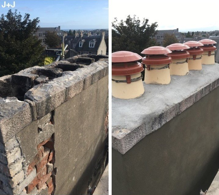 Chimney Cans & Caps