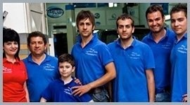 team dell'officina