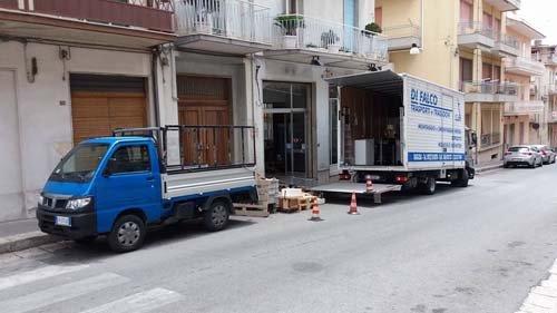 Veicoli per i trasporti industriali a Ragusa