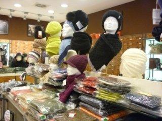 cappelli in lana