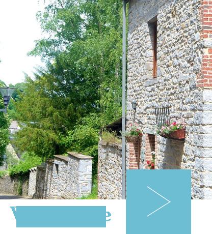 gîte en pierre hébergement à Walcourt