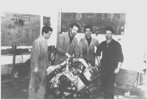 Foto storica Panetta