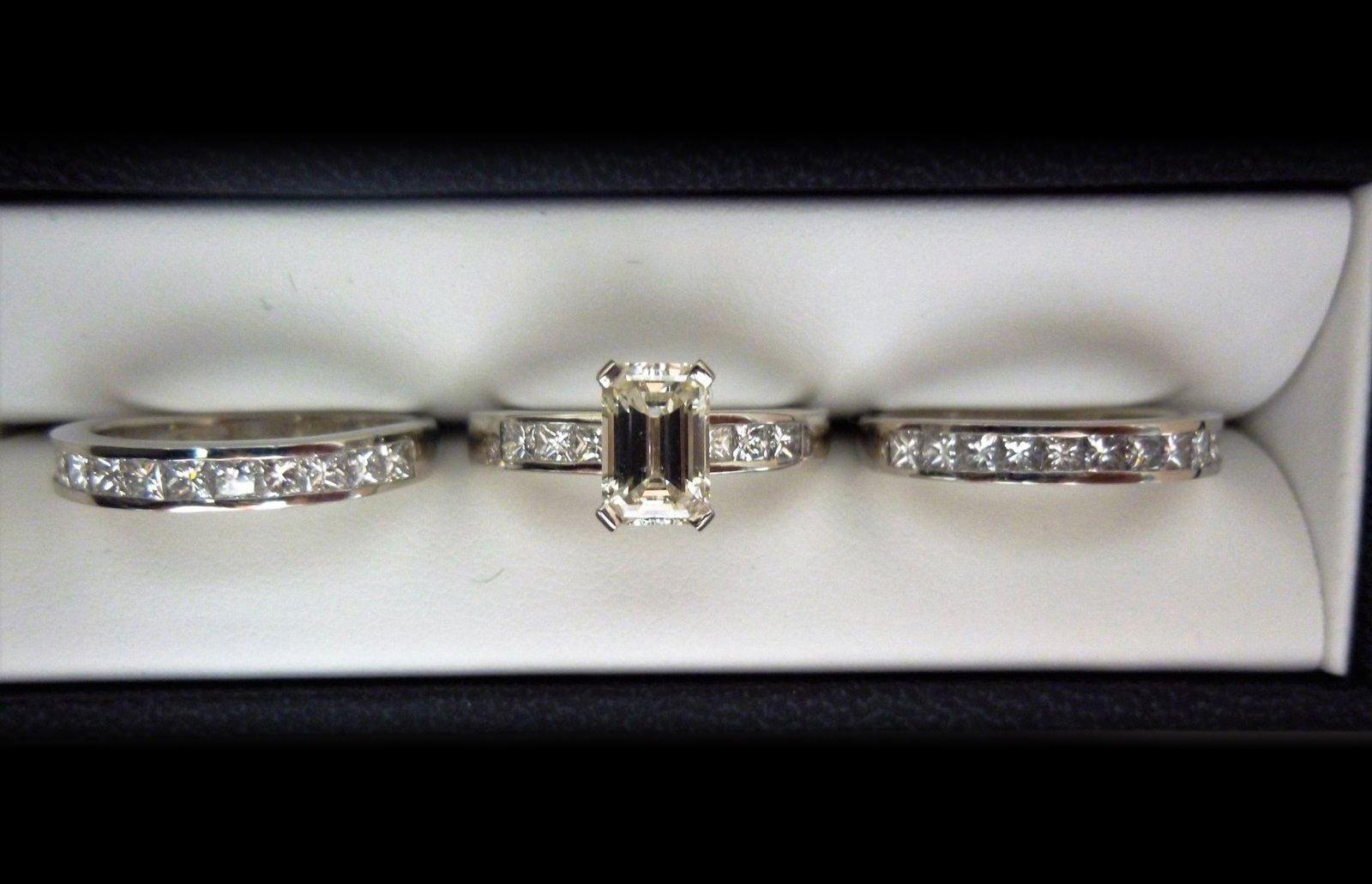 3 stunning eternity rings
