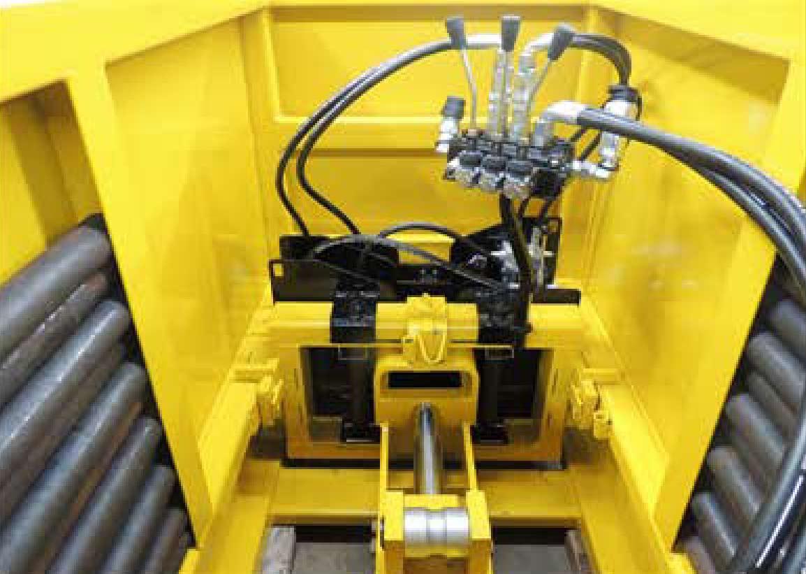 Directional Thrust Boring Equipment Pow R Mole