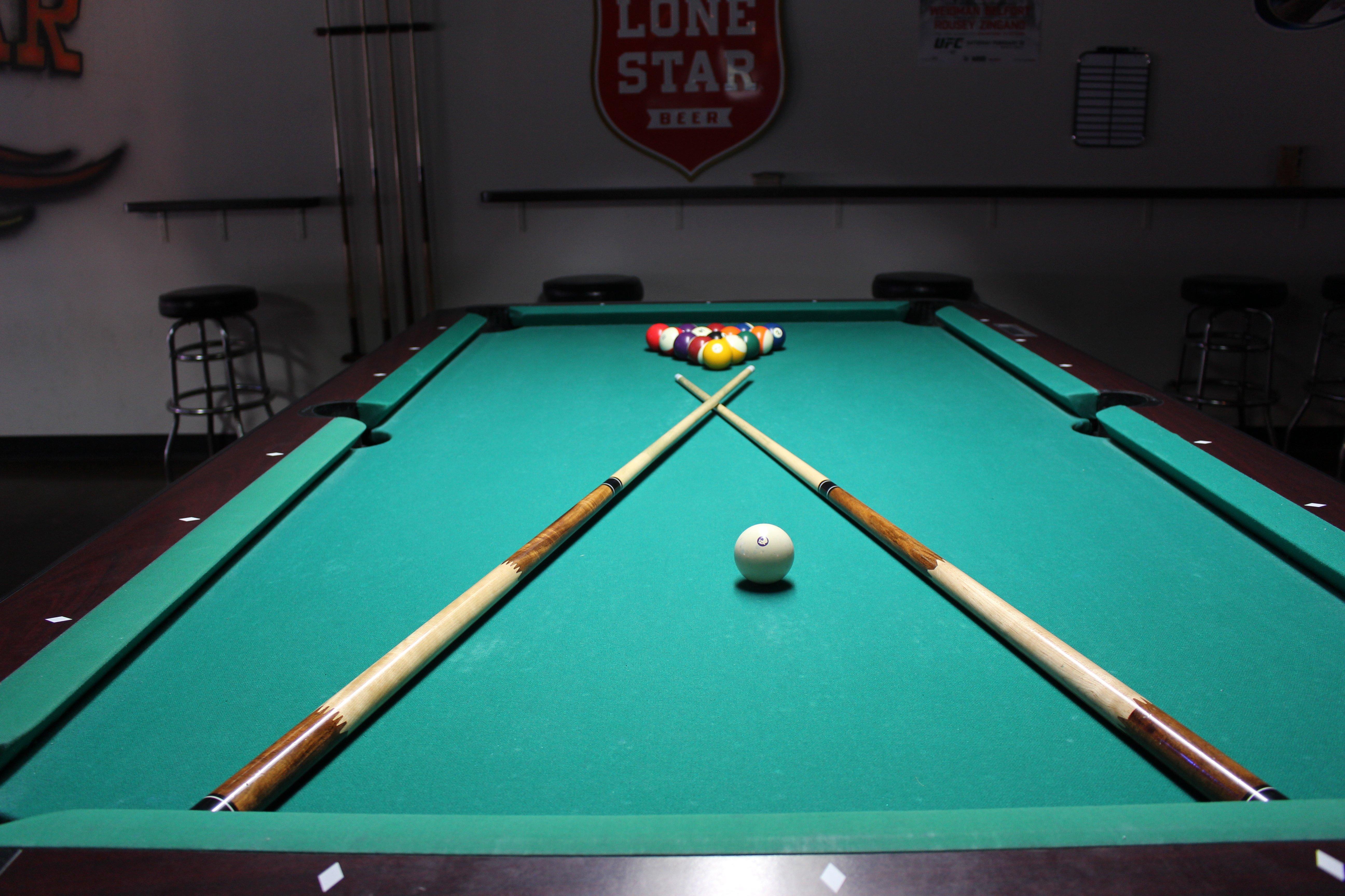 pool games San Antonio, TX