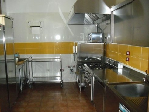 cucina asilo